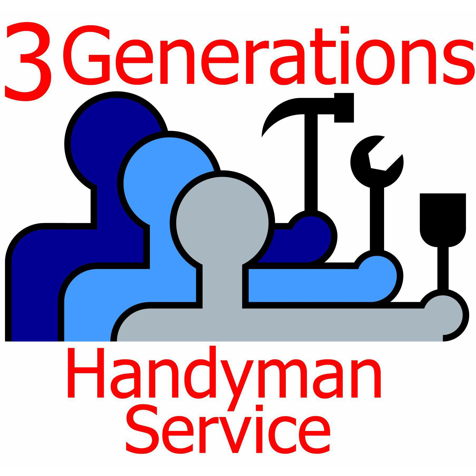 3 Generations Handyman Service