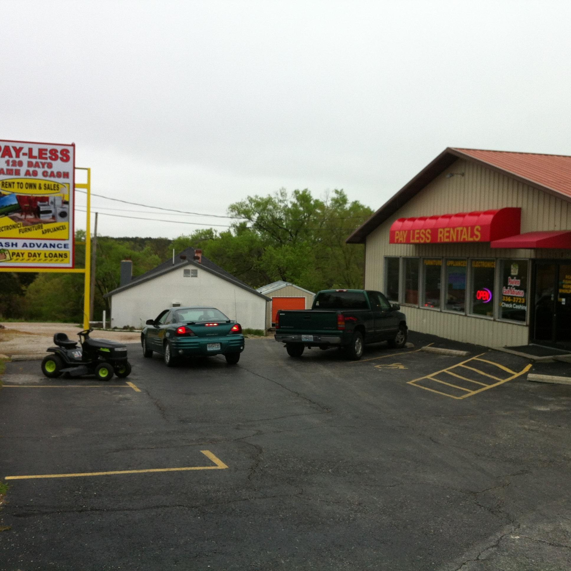 Payless Rentals And Sales 2507 S Business Hwy 65 Hollister Mo Furniture Stores Mapquest