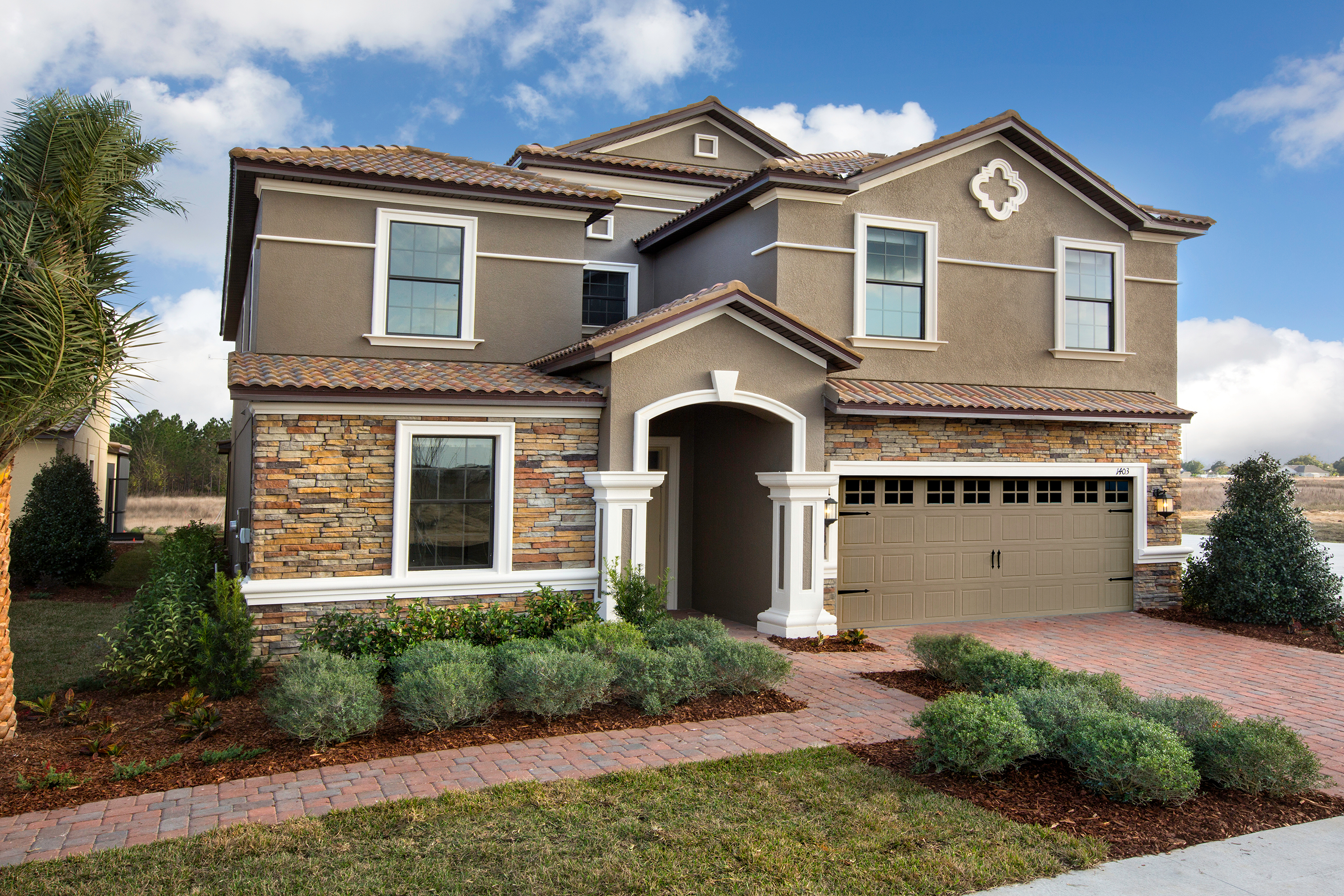 Florida homes association kissimmee fl 34741 for Florida house builders
