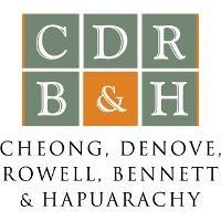 Cheong, Denove, Rowell, Bennett & Hapuarachy