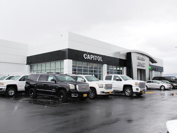 Capitol Buick GMC Service Center image 0