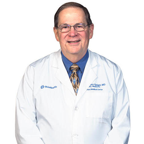 Image For Dr. William Joseph Geiger MD