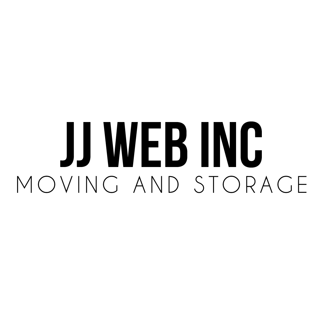 JJ Web Inc Moving and Storage