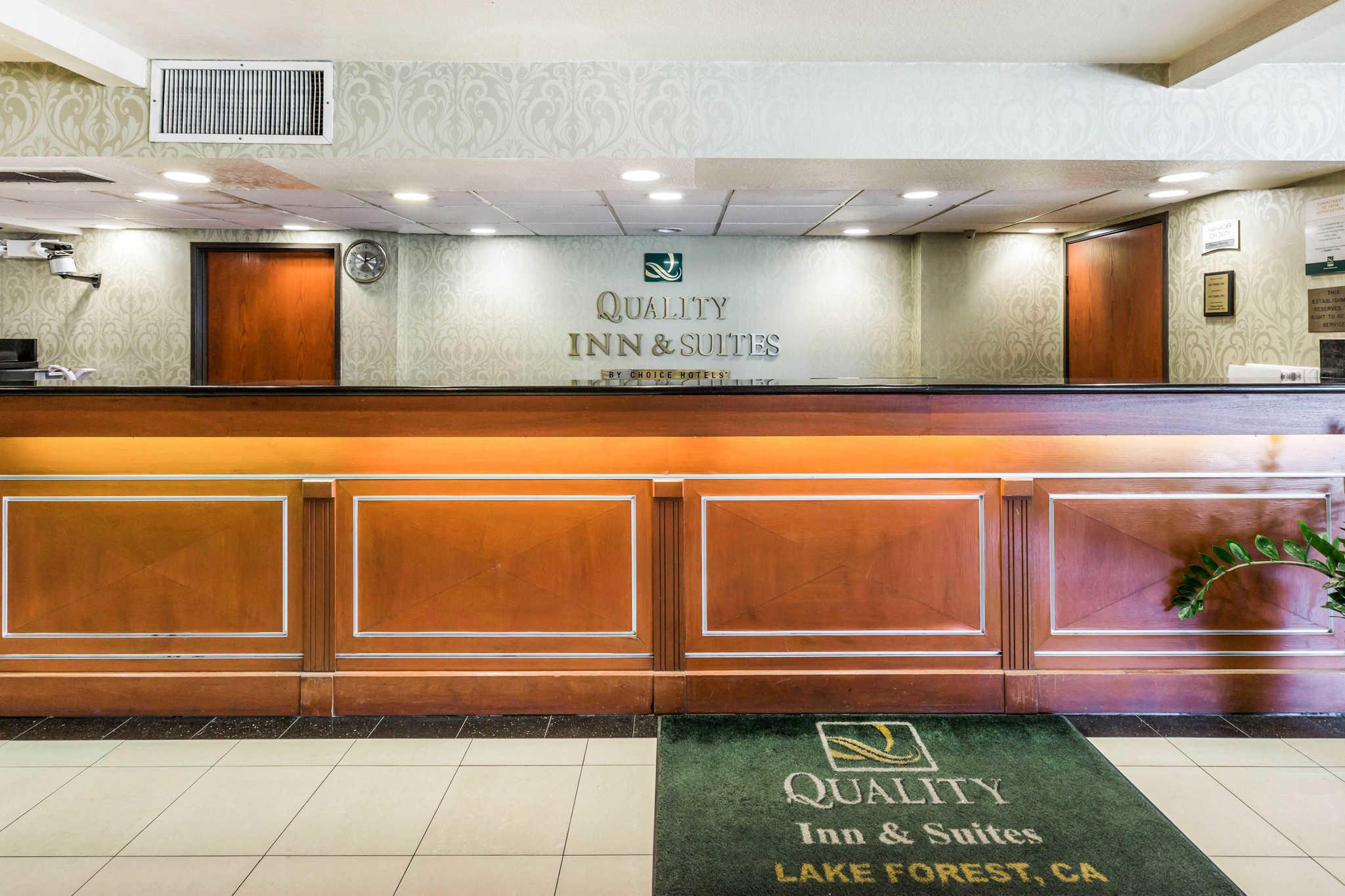Quality Inn & Suites Irvine Spectrum image 5