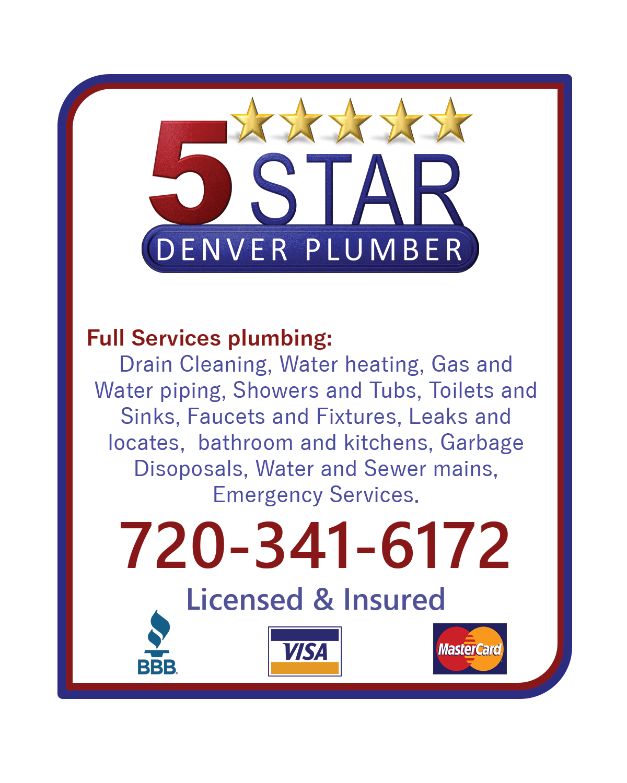 5 Star Plumbing Inc.