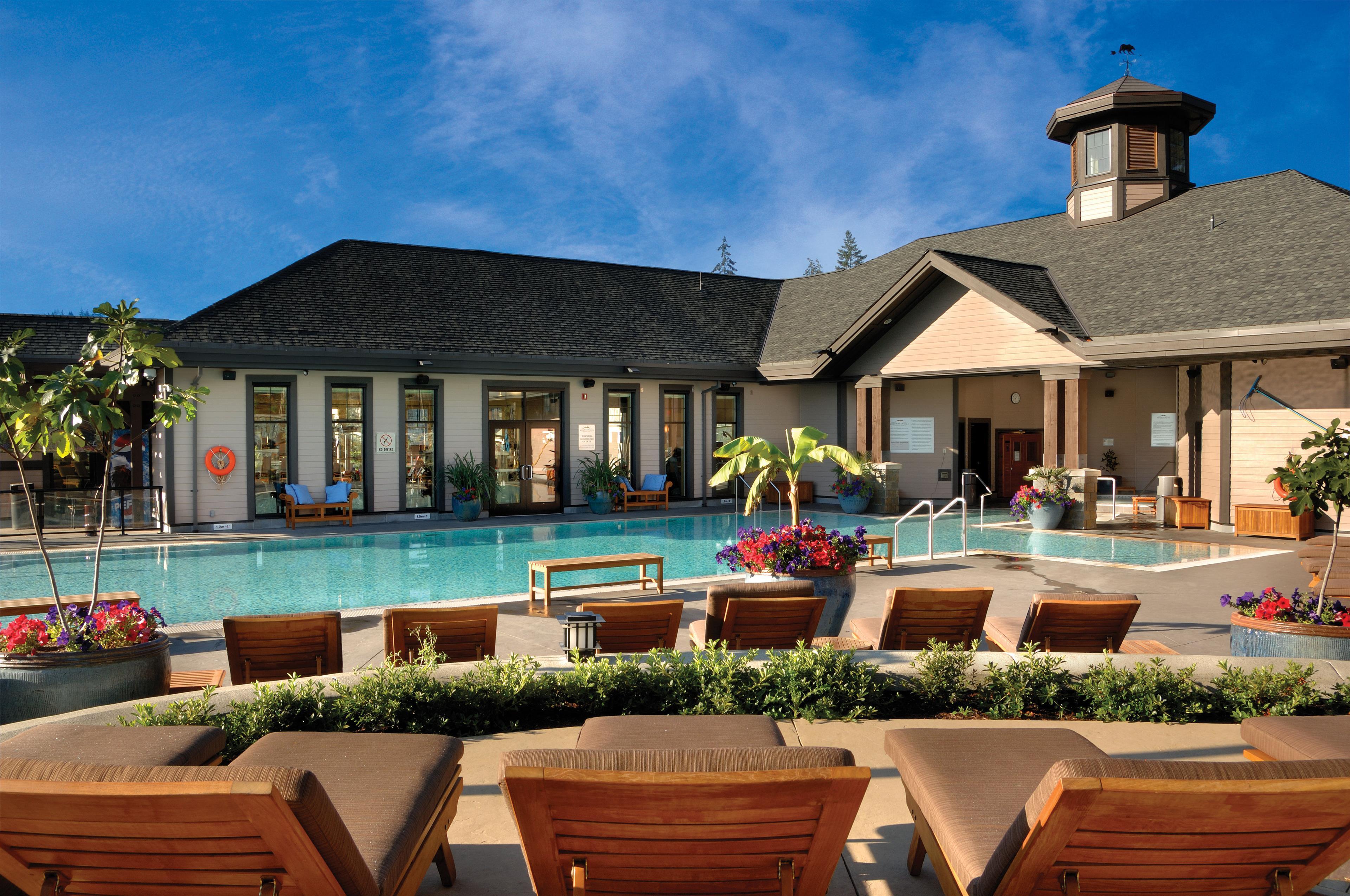 The Westin Bear Mountain Golf Resort & Spa, Victoria in Victoria: Outdoor Pool
