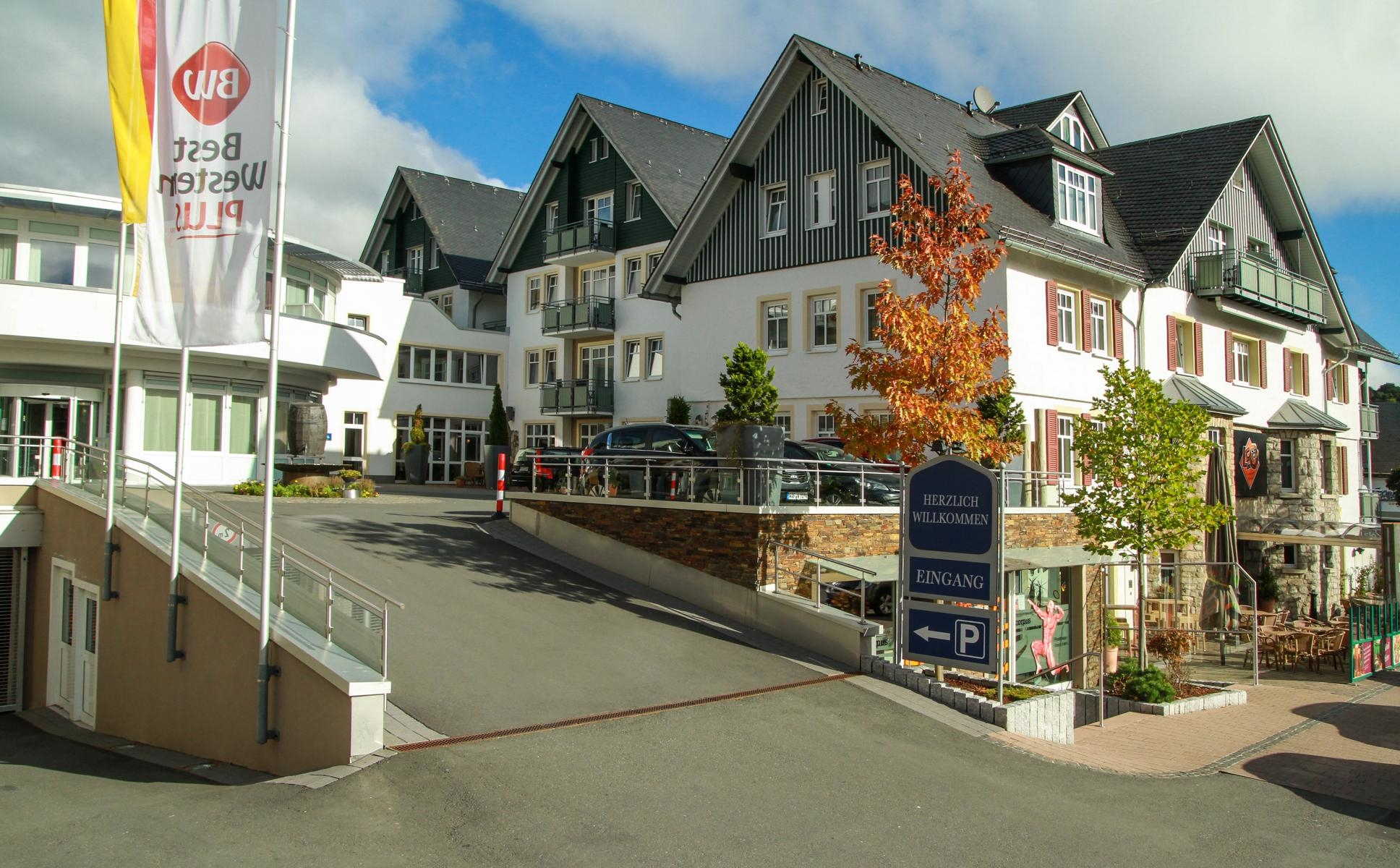 Sterne Best Western Plus Hotel Willingen
