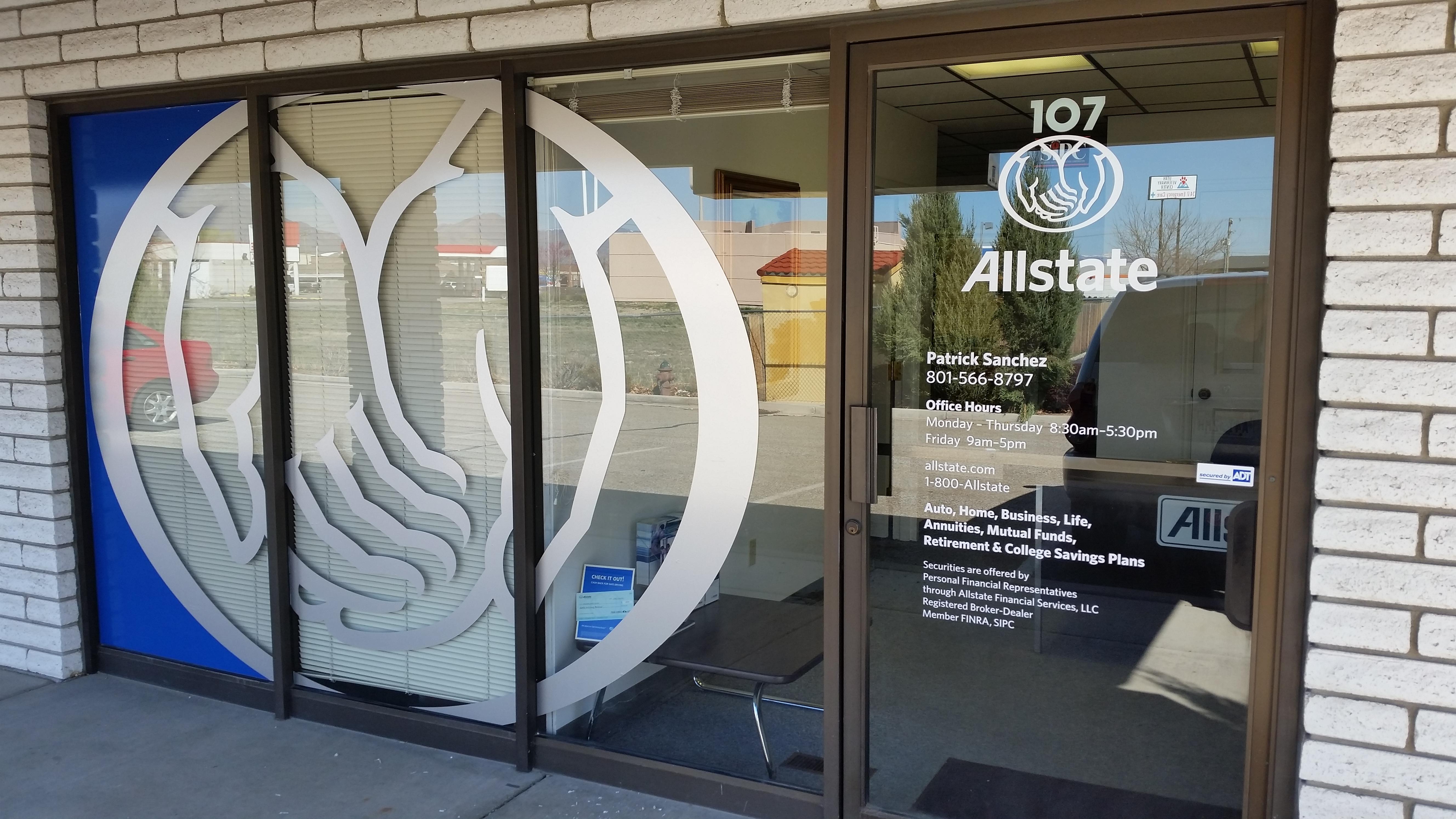 Patrick Sanchez: Allstate Insurance image 3