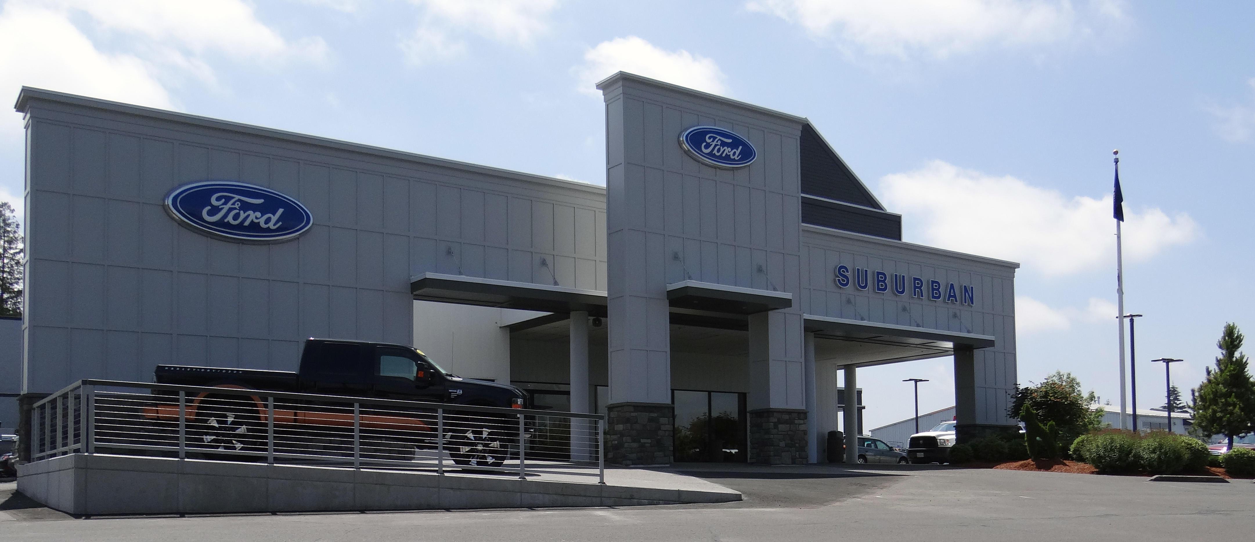 Suburban Ford image 0