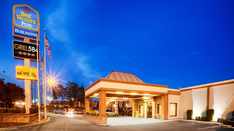 Hotels Burlington Nc Area