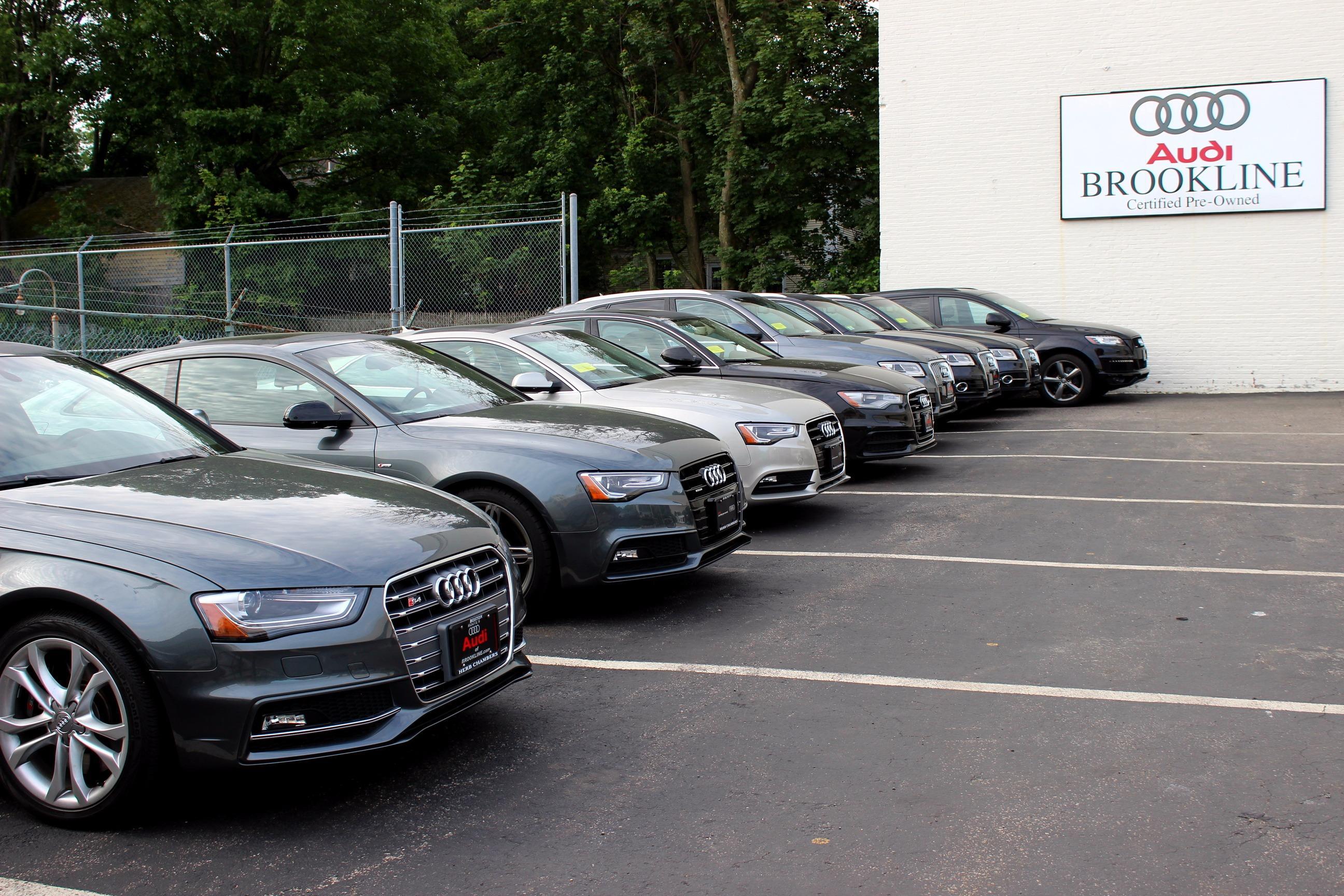Audi Brookline Boylston St Brookline MA Auto Dealers MapQuest - Audi brookline
