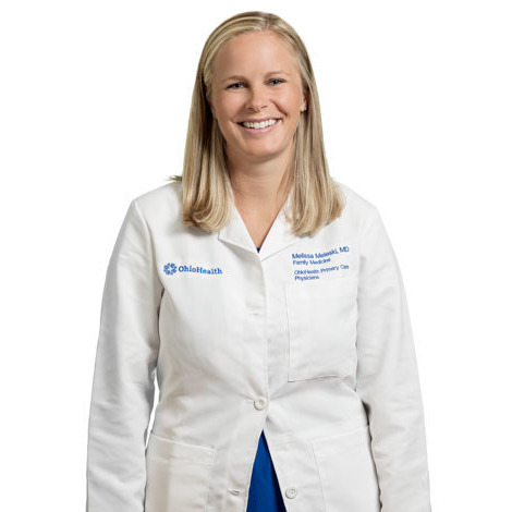 Image For Dr. Melissa Ann Meleski MD