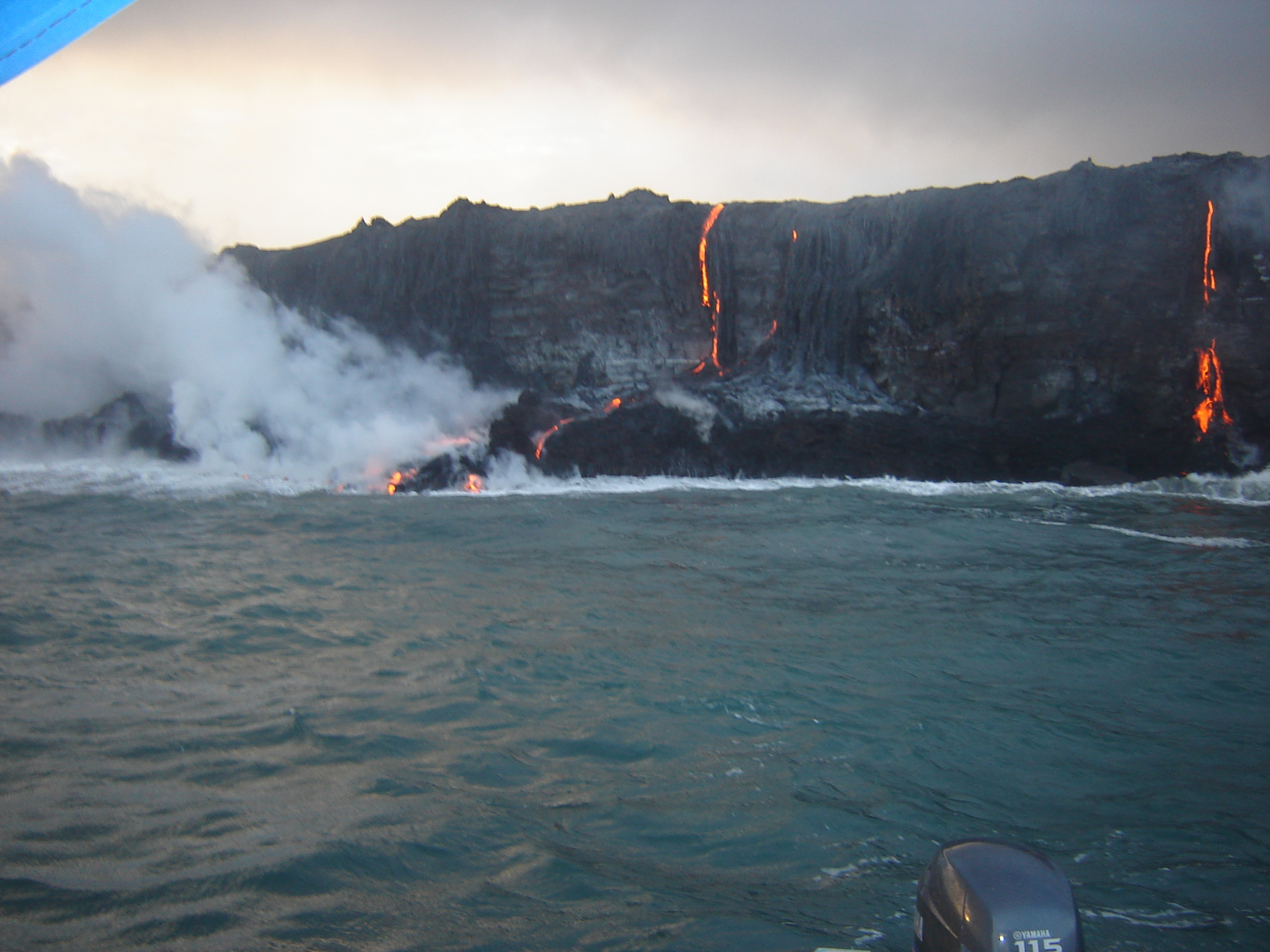Big Island Lava Boat image 1