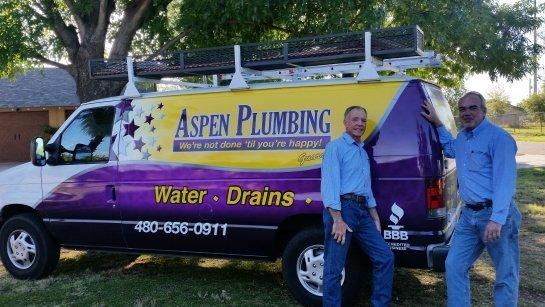 Aspen Plumbing & Rooter, LLC