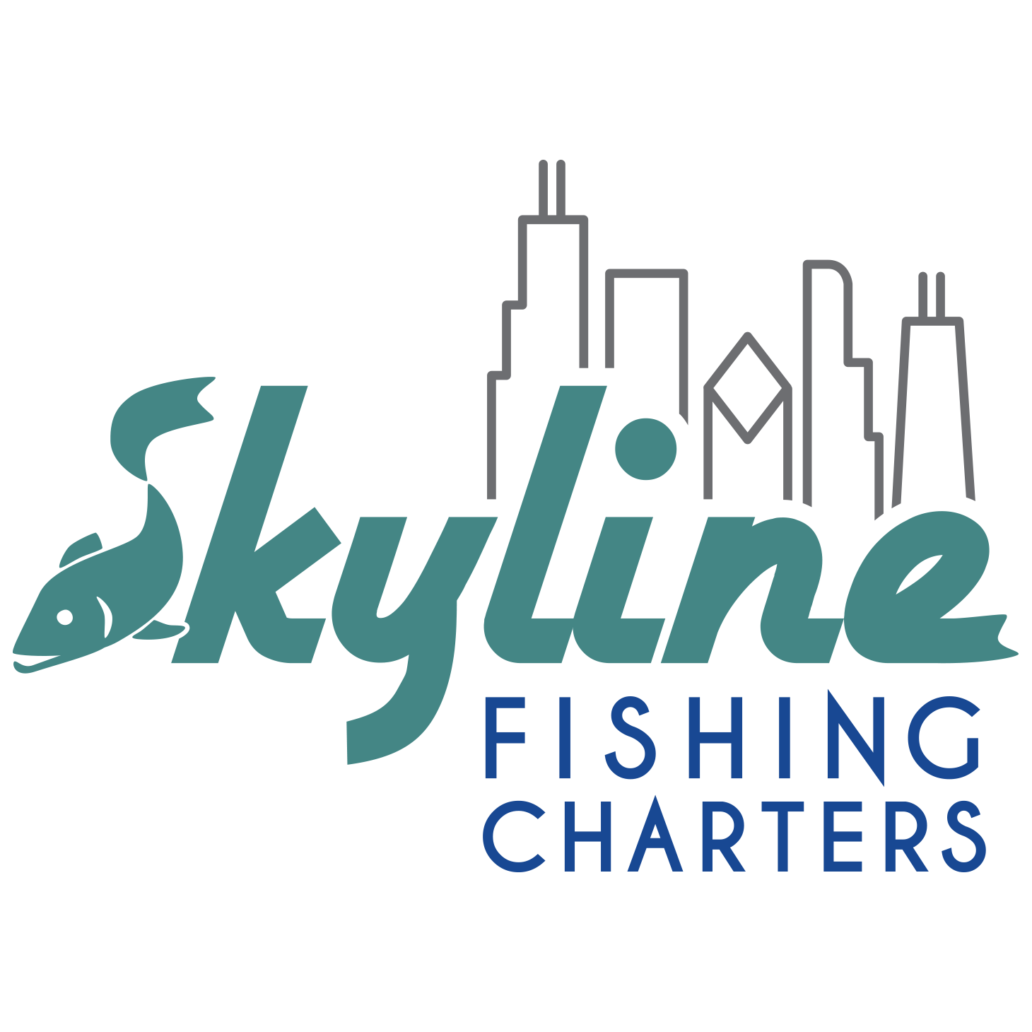 Skyline fishing charters chicago il business profile for Chicago fishing charters