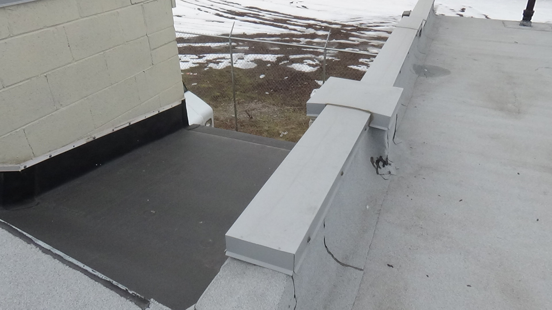 Core Contractors, Roofing Systems image 21
