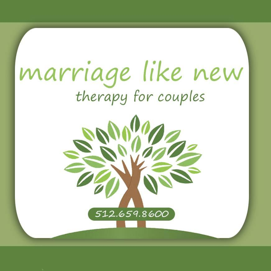 Marriage Like New: Therapy for Couples