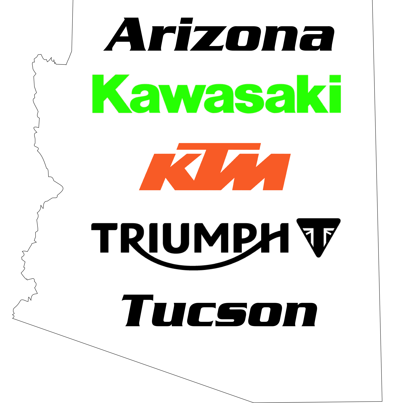 Arizona Kawasaki KTM Triumph Tucson