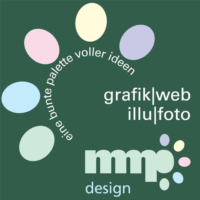 Logo von MMP-DESIGN Grafikdesign|Webdesign|Illustration|Fotografie|Werbung|Werbeagentur