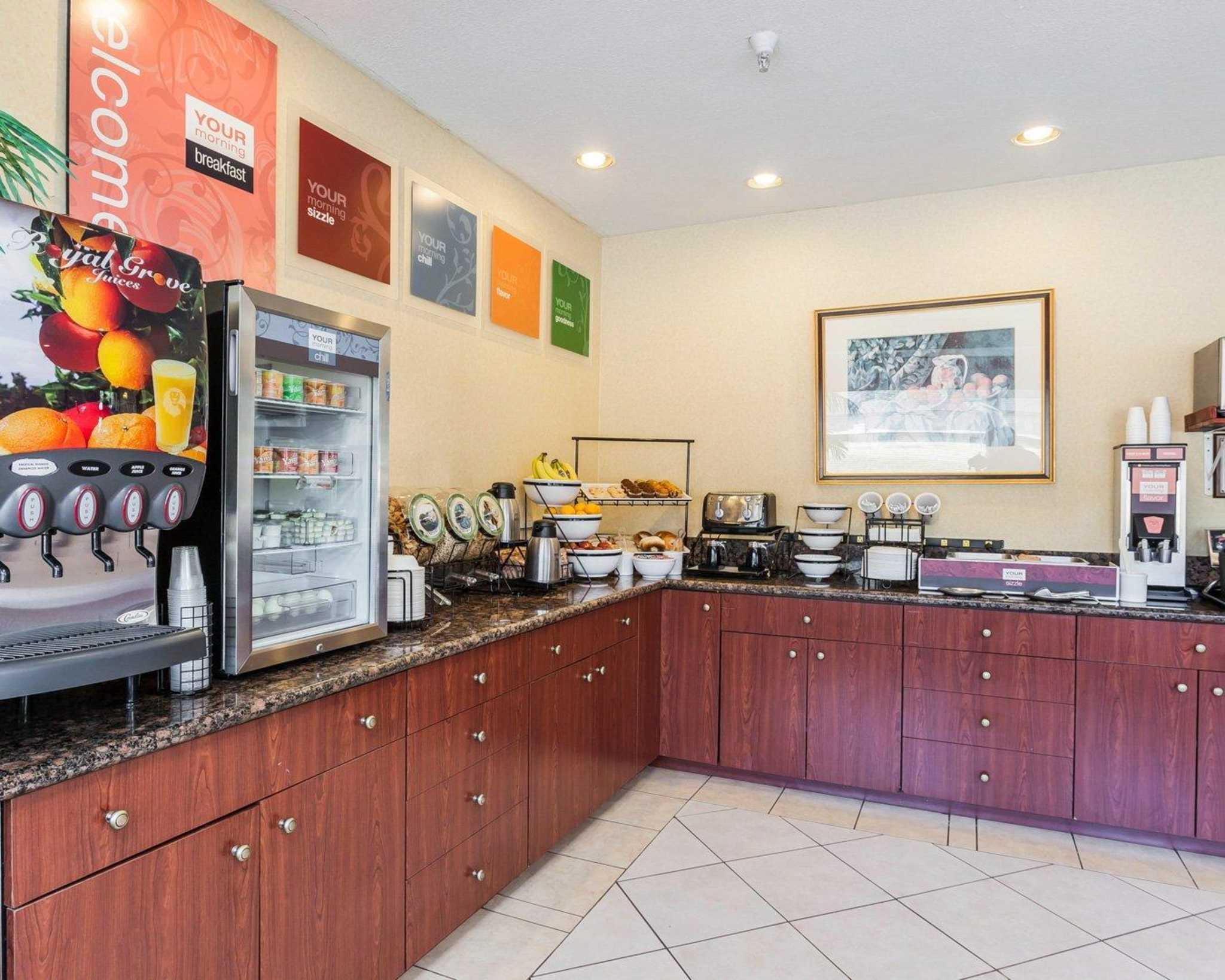 Comfort Inn Kelso - Longview image 20