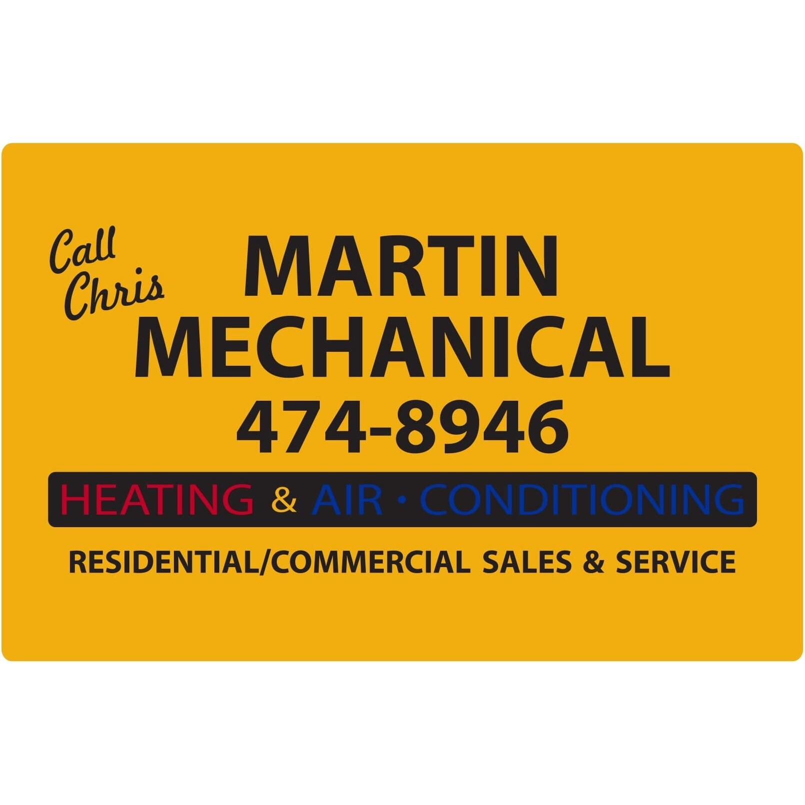 Martin Mechanical Services