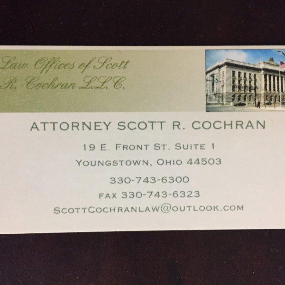 Law Offices of Attorney Scott Cochran