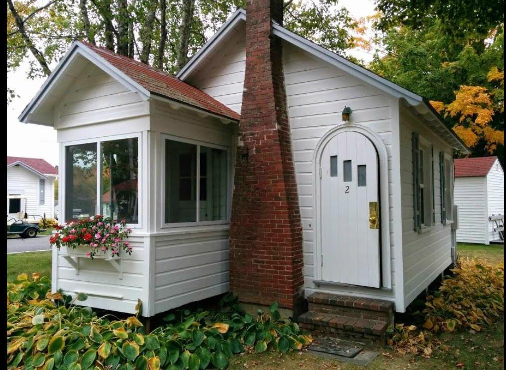 Eden Village Bar Harbor One Room Cottage