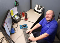 Dustin Bailey, Desktop Support Technician