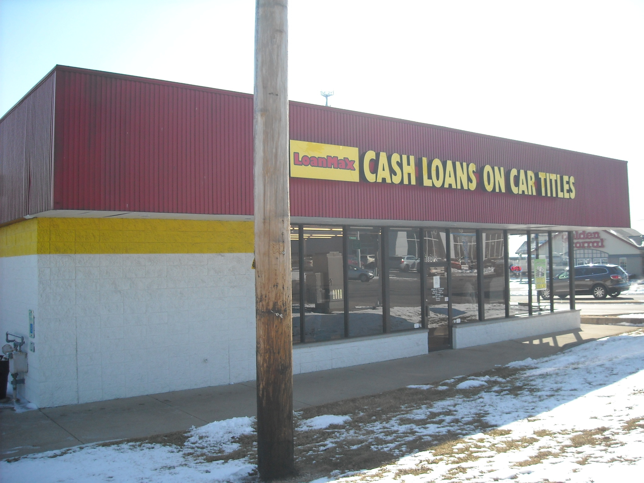 Rightway Auto Sales >> Loanmax Title Loans at 8802 Colerain Ave, Cincinnati, OH on Fave