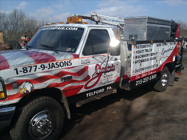 Jason' S Repair & Performance - ad image