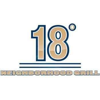 18 Degrees Neighborhood Grill