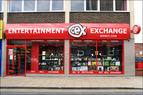 Cex In Dewsbury West Yorkshire Mobile Phone Shops Uk