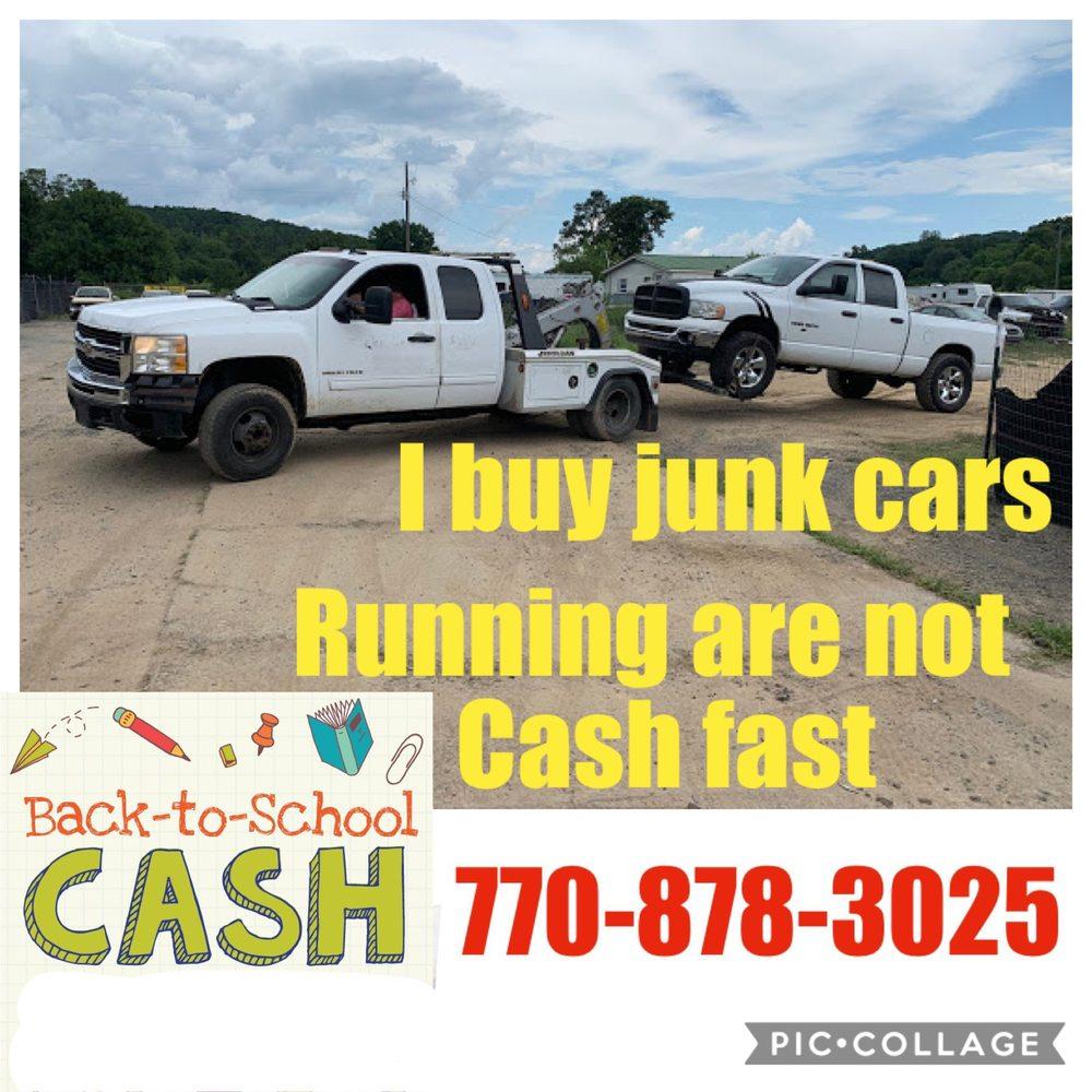 Shooks Junking I Buy Junk Cars