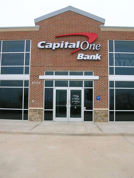 capital one bank near me