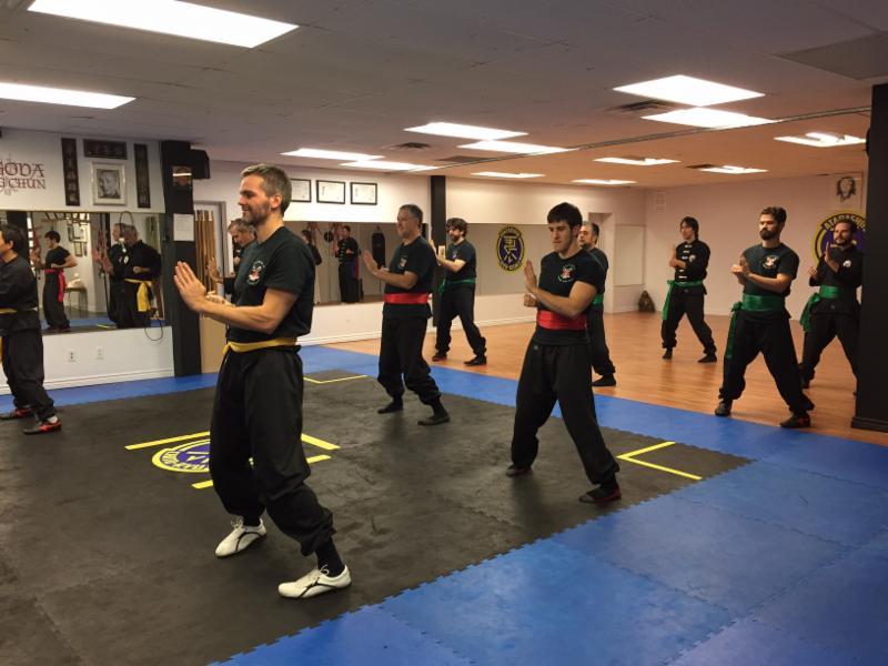 École de Kung-Fu Pagoda Wing Chun
