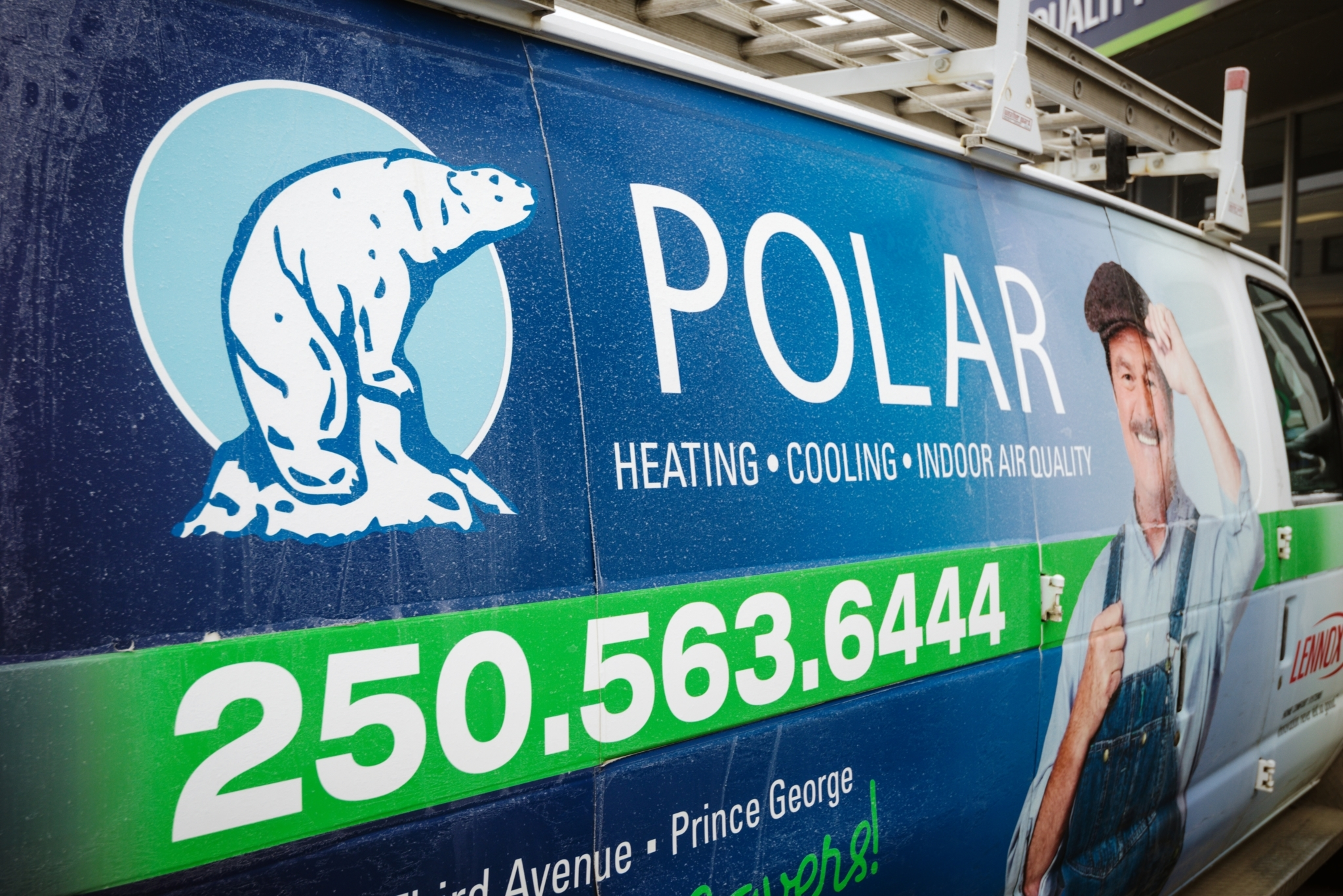 Polar Refrigeration Sales & Service Ltd in Prince George