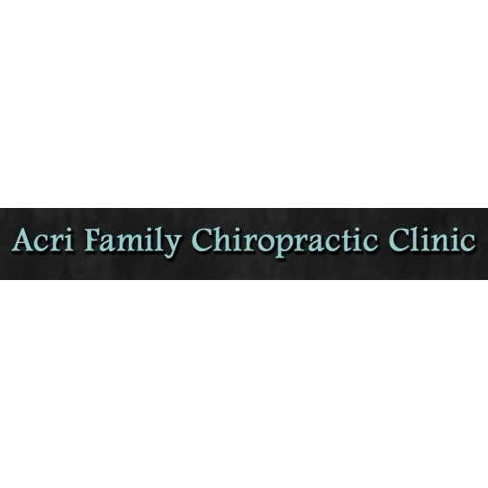 Acri Family Chiropractic Clinic