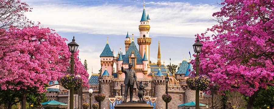 Disneyland Resort Area