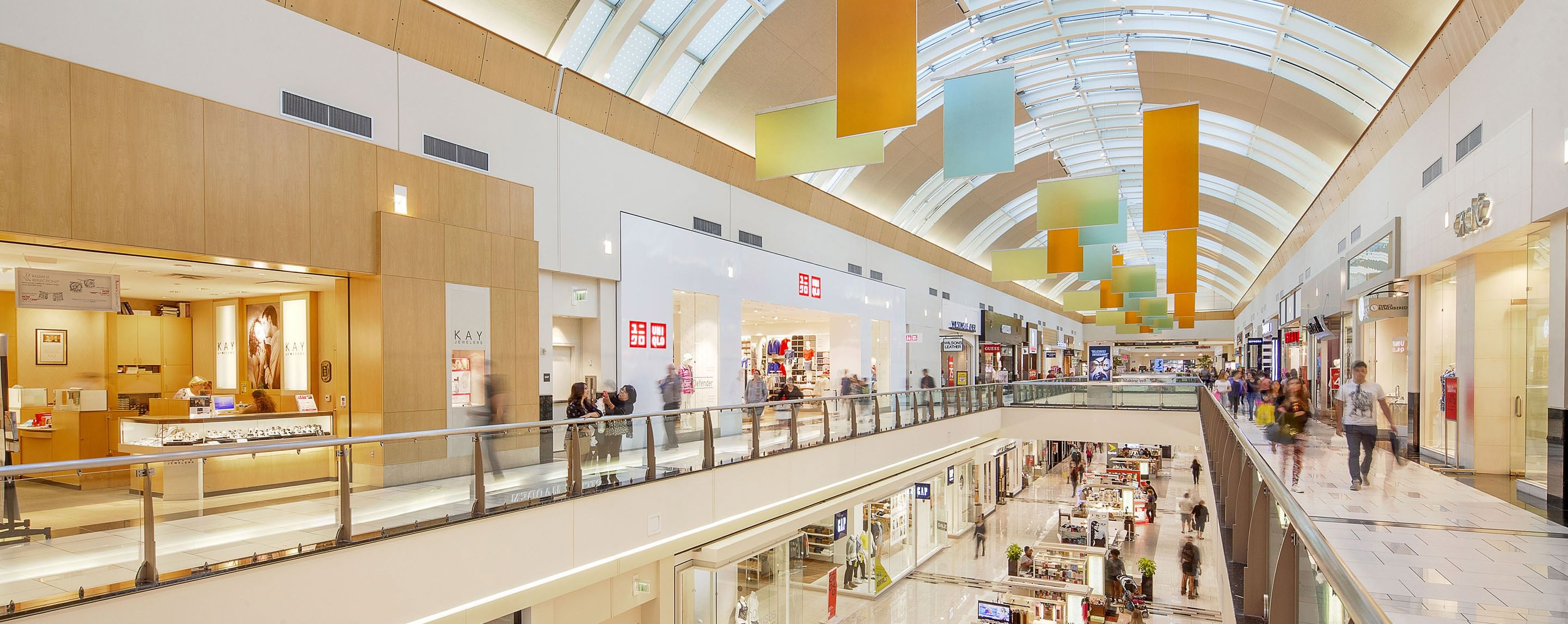 Northridge Fashion Center in Northridge is the ultimate destination for shopping. Use our mall directory and map to find your favorite stores and brands.