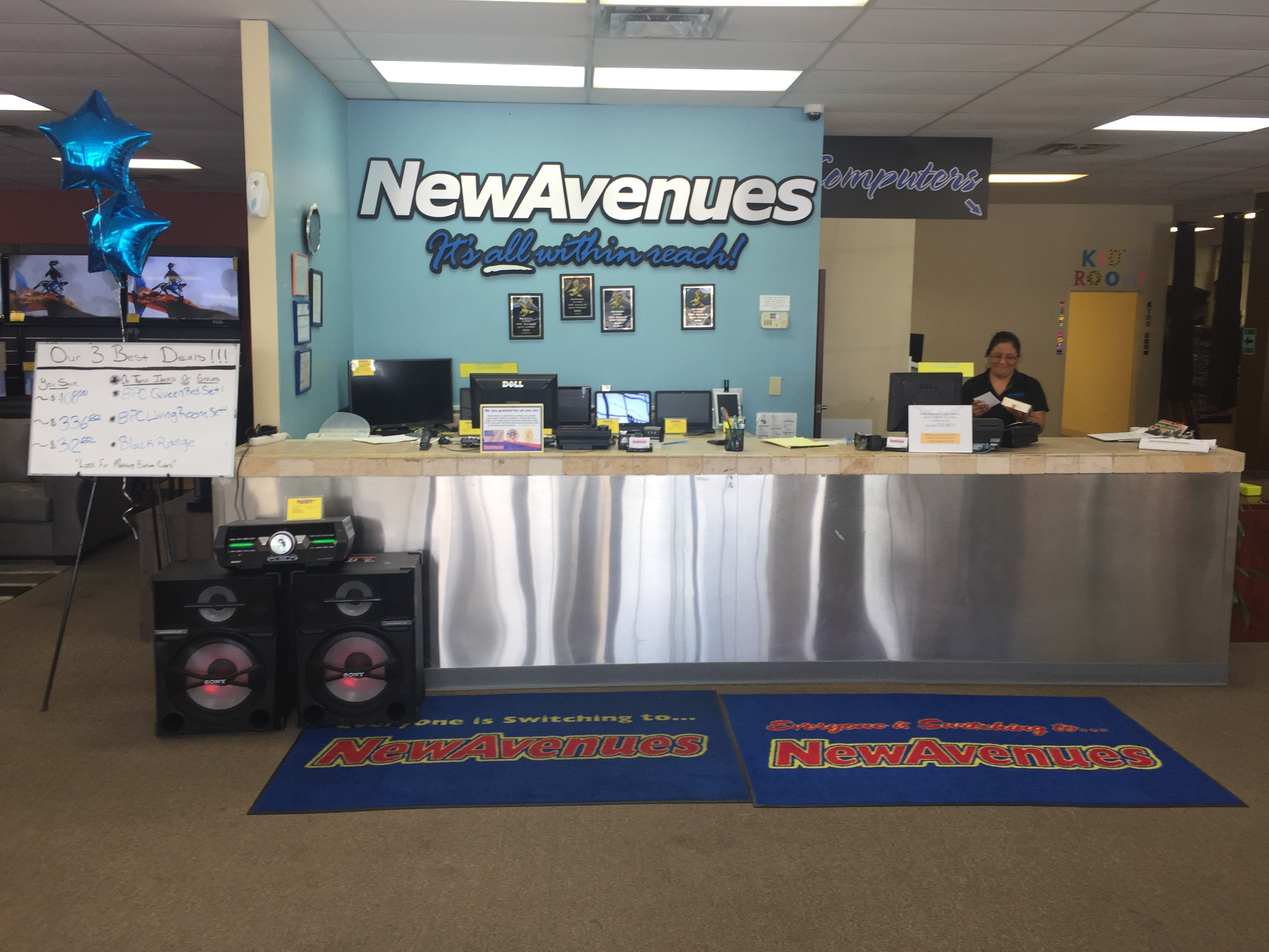 New Avenues - Closed image 1
