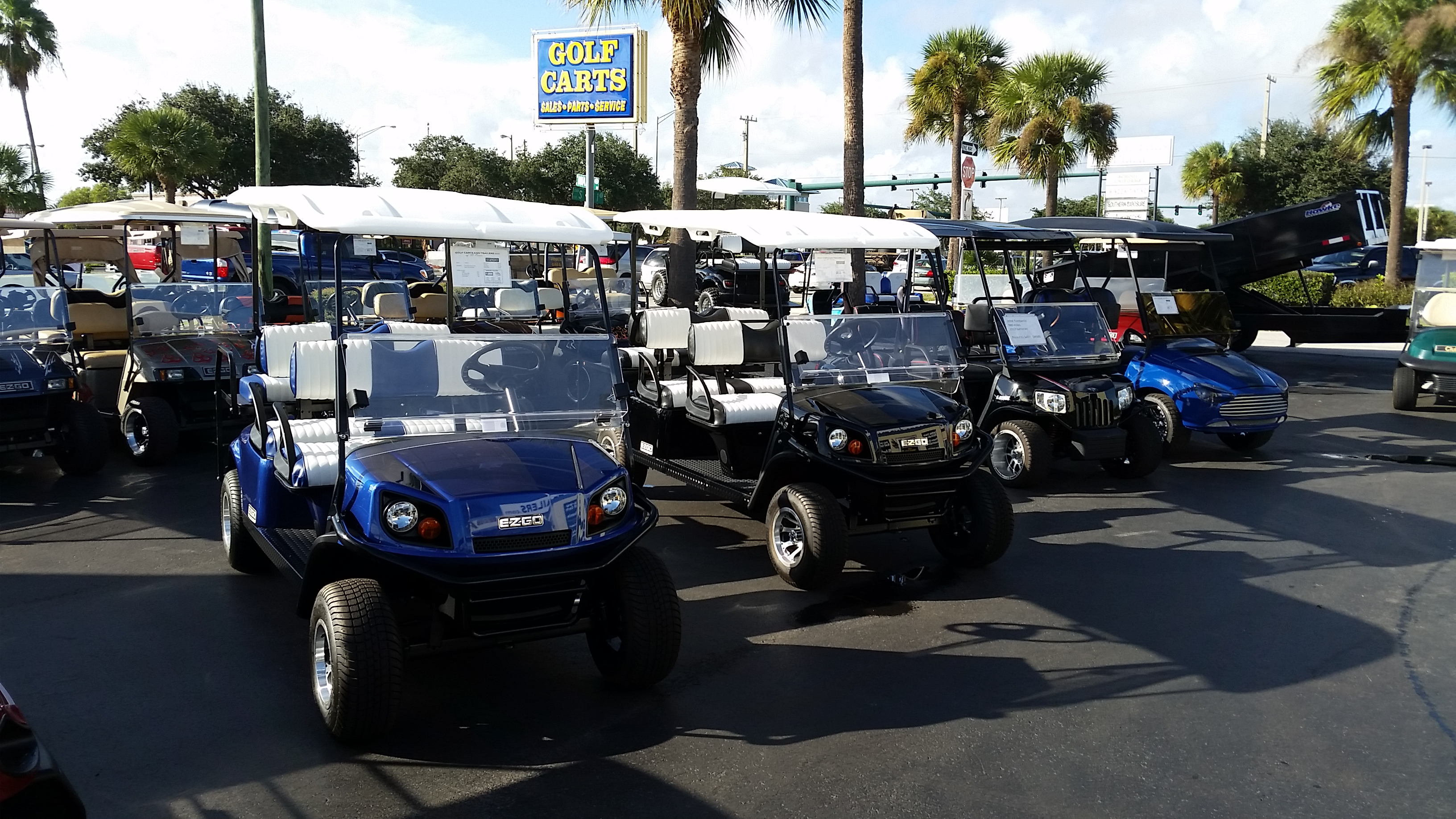 Wildar Golf Carts and Trailers image 1