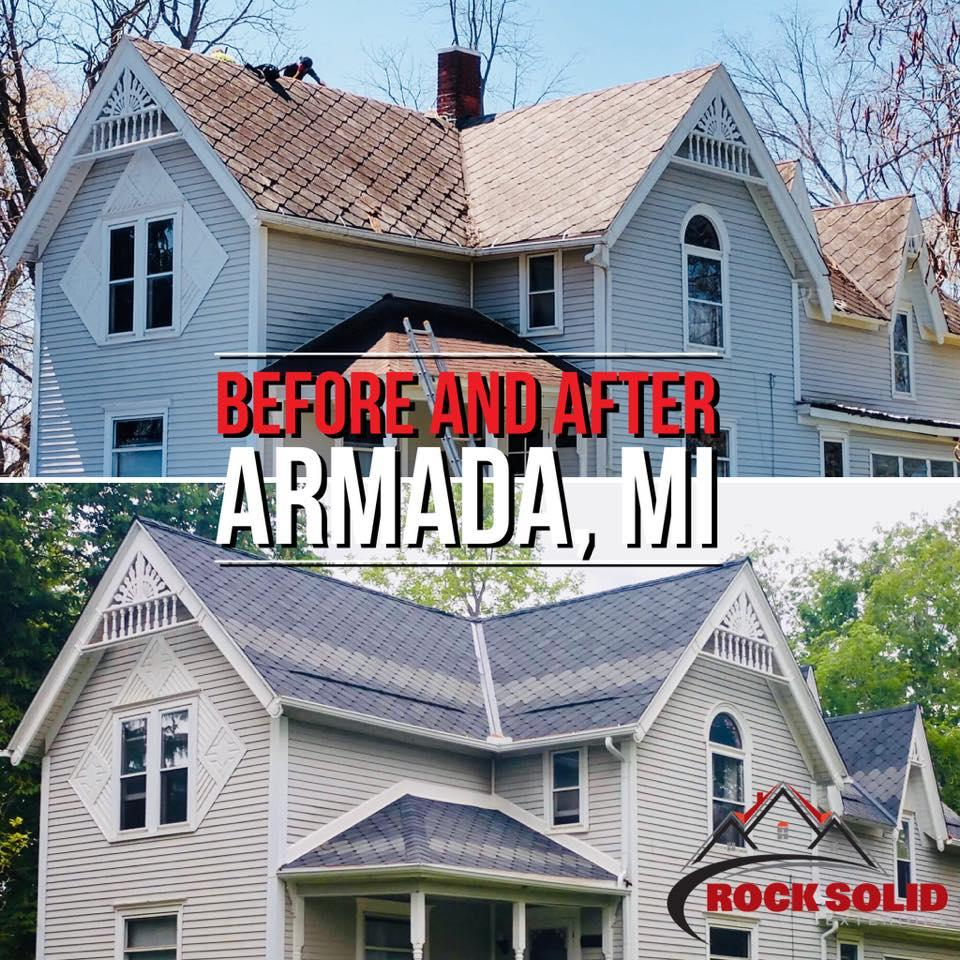 Rock Solid Exteriors - Roofers and Siding Contractors image 45