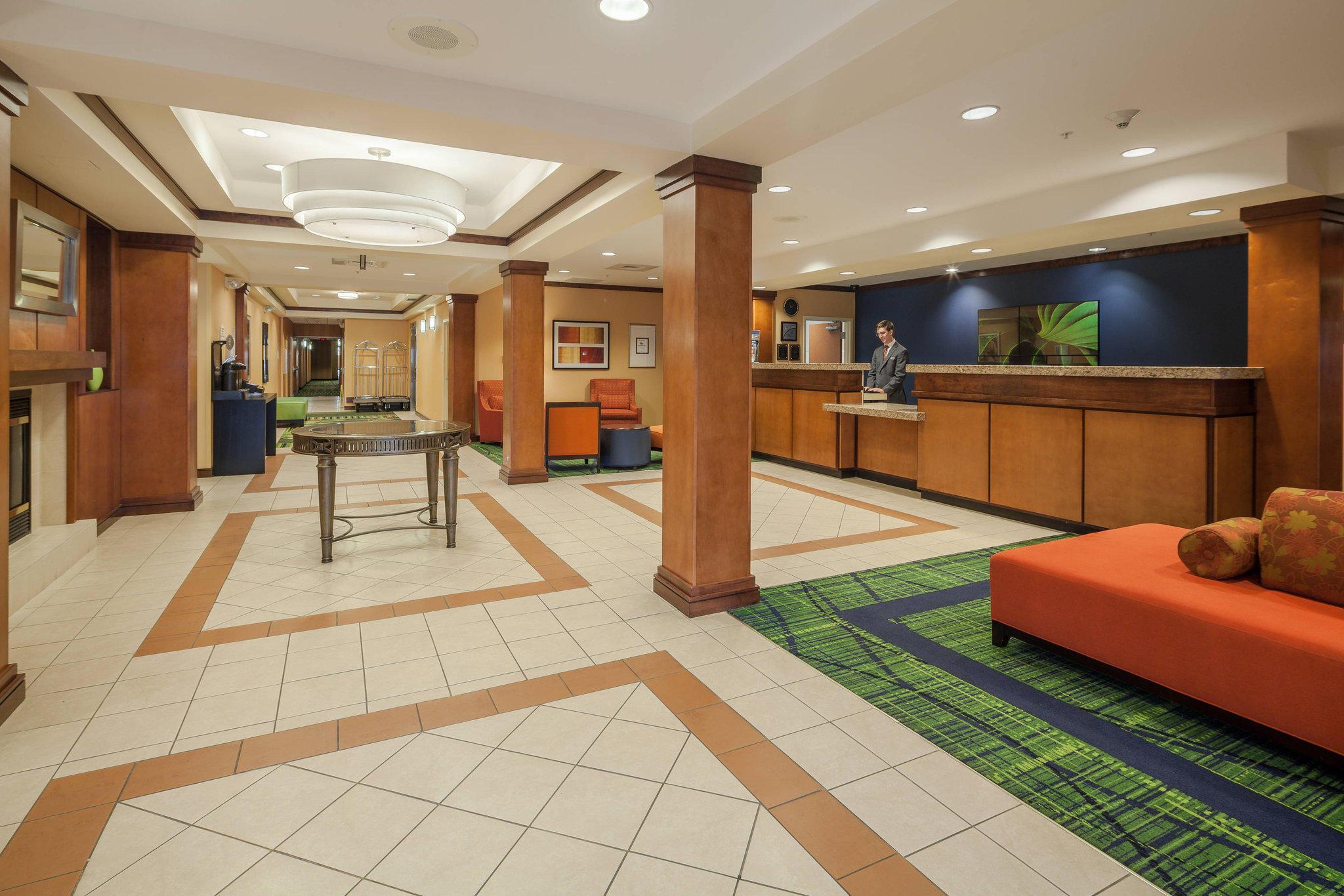 Fairfield Inn & Suites by Marriott Jacksonville Beach