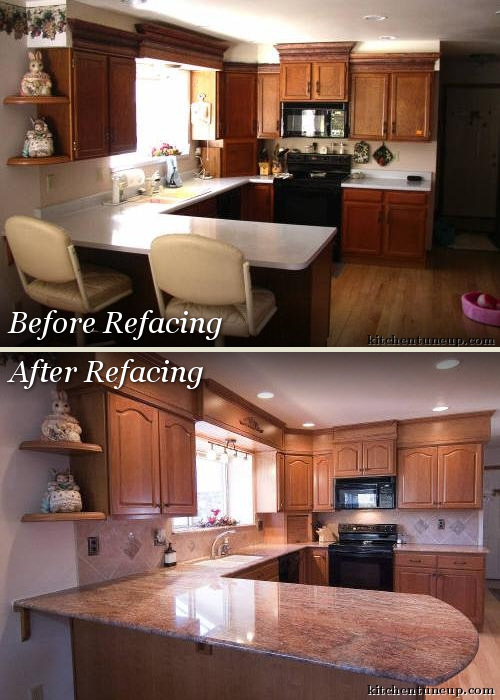 Kitchen Tune Up Remodeling Expectations