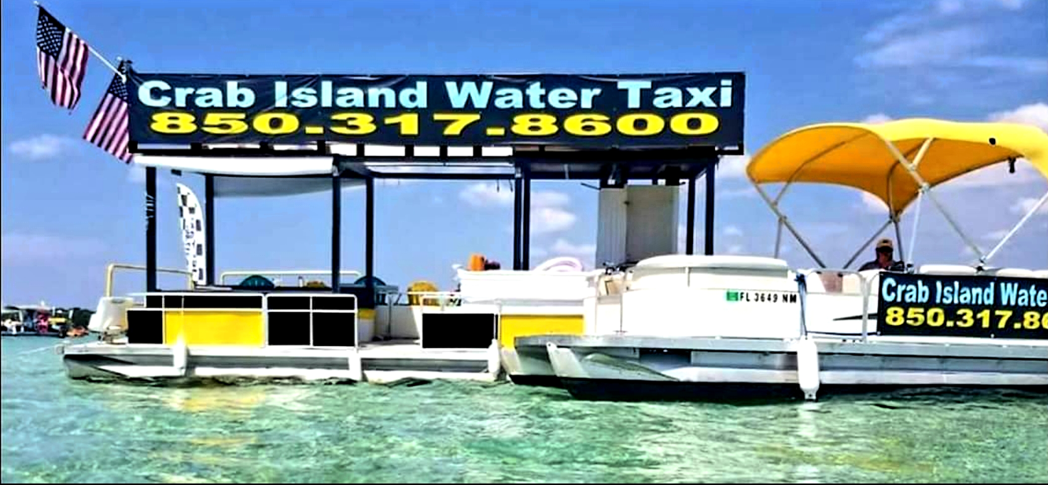 Crab Island Water Taxi image 0