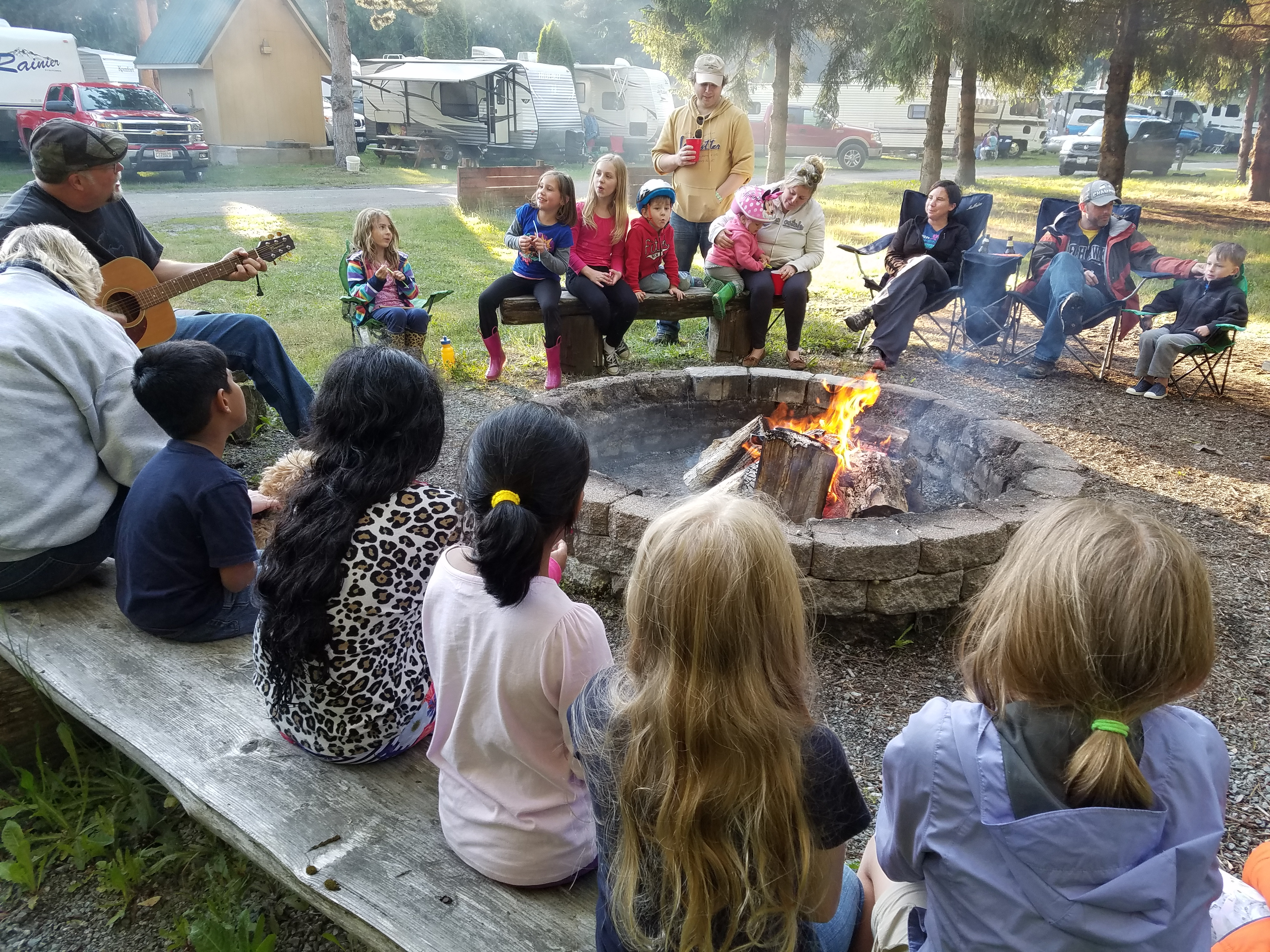 Burlington / Anacortes KOA Holiday image 20