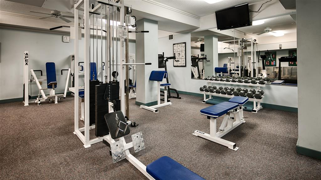 Best Western Plus Barclay Hotel in Port Alberni: Fitness Center