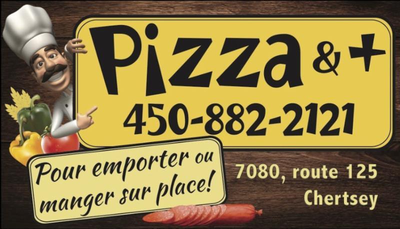 Pizza & +