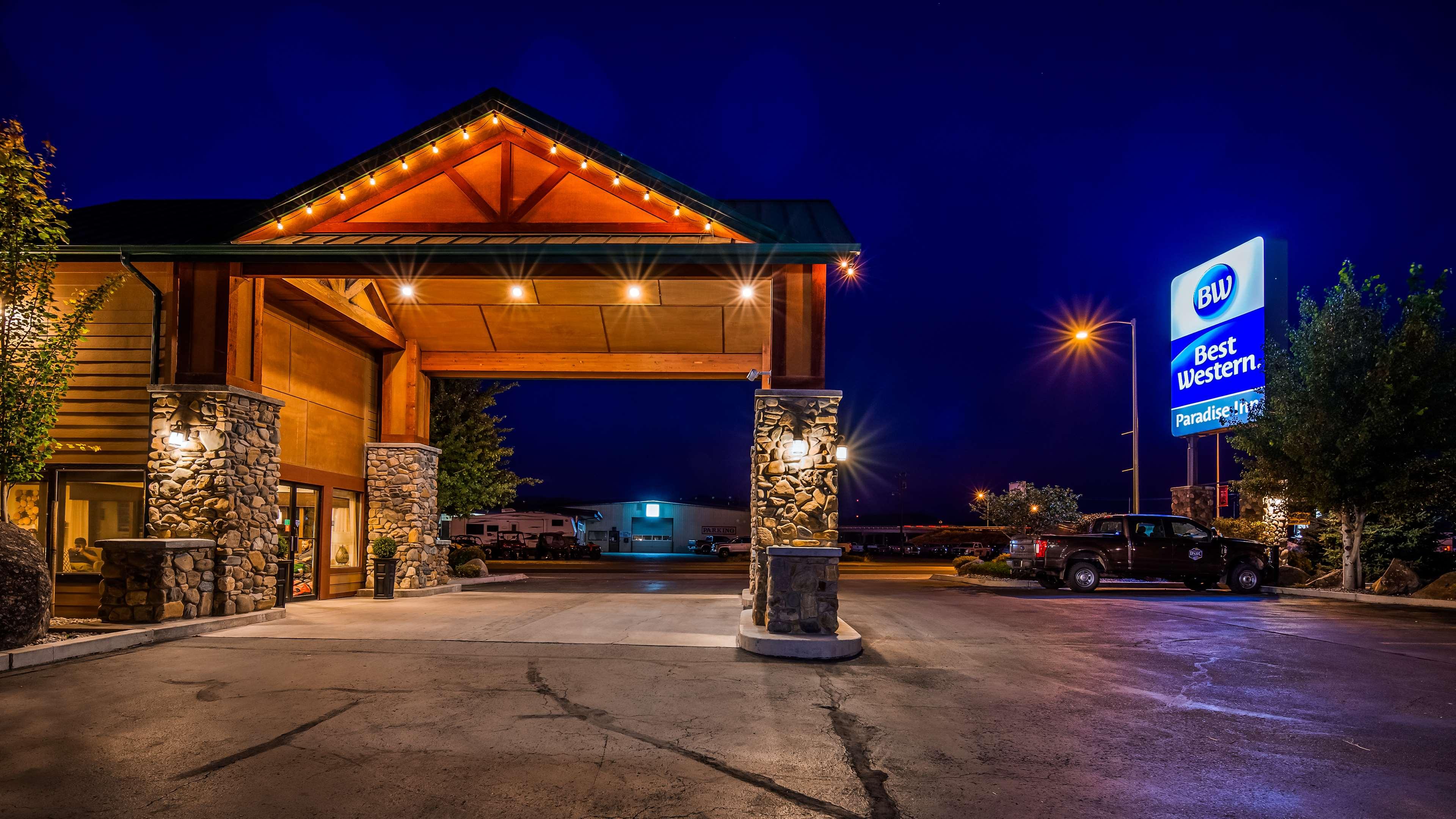 Best Western Paradise Inn image 1