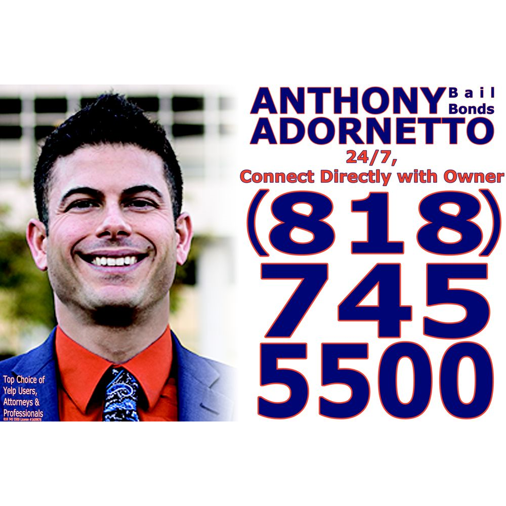 Anthony Adornetto Bail Bonds